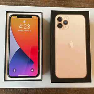 Apple iPhone 11 Pro 256GB Rose Gold (Unlocked CDMA + GSM) Verizon - Camera Issue