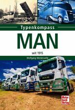 MAN seit 1915 Lastwagen LKW Typen Modelle Daten Buch Nutzfahrzeuge Book