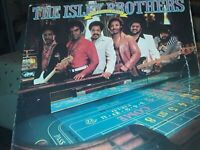 "The ISLEY BROTHERS  ""The Real Deal""  1982 Vinyl LP   NM/VG"