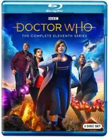 Doctor Who: The Complete Eleventh Series [New Blu-ray] 3 Pack, Amaray