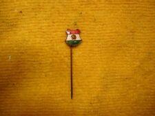 Vintage Hungary Football Association soccer badge stick pin