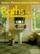 Baths: Your Guide to Planning and Remodeling (1996, Paperback) - Free Shipping