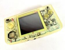 Console System SNK NeoGeo Pocket Color Crystal Yellow Jap Japan