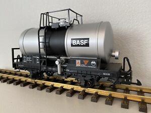 LGB 4040 C :: BASF Tank Car G-Scale