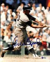 Giants Orlando Cepeda Authentic Signed 8x10 Photo Autographed BAS