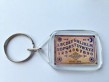 Ouija Board Keyring Mystic Star  Oracle Pagan Witch Ghost halloween Seance magic