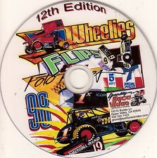 1998 Sprintcar DVD Wheelies Flips & Foto Finishes