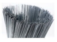 28 Gauge Silver Cut Wire Lengths 50 grms approx 300 Wires per Pack Free Post