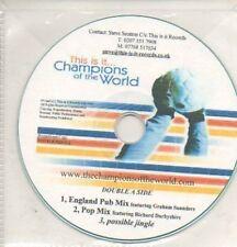 (908J) Champions of the World, England Pub mix  - DJ CD