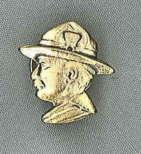 SCOUTS OF CHINA (TAIWAN) World Scout Founder Lord Baden Powell Metal Pin Patch