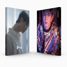 "K-POP KIM DONGHAN Mini Album ""D-HOURS AM 7:03"" [ 1 Photobook + 1 CD ] Twilight"
