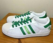 RARE 2006 Adidas Adicolor Superstar G6 Staten Island NYC Green Sneakers Mens 13