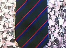 Royal Irish Regiment Regimental (Stripe) Tie RIR