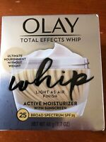 OLAY - TOTAL EFFECTS WHIP - WHIP - LIGHT AS AIR FINISH - ACTIVE MOISTURIZER
