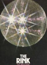 "Kander & Ebb  ""The Rink""   London  Souvenir  Program  1988   Diane Langton"