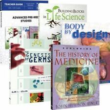 Master Books - Advanced Pre-Med / Medical Studies Set (9th - 12th Grade) NEW!