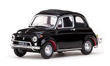 1/43 Scale model Fiat 500 L, Black 1968