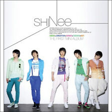 Shinee - Replay (1st Mini Album) (Digipack) SM 2008 Sealed New K-Pop