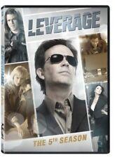 Leverage: The 5th Season [4 Discs] (2013, DVD NEUF) WS4 DISC SET