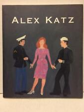 ALEX KATZ at COLBY COLLEGE, inscribed/signed by artist