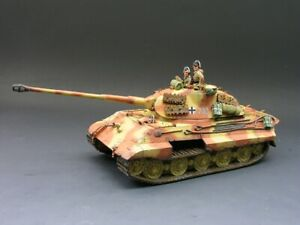 King & Country WS071 King Tiger LE700