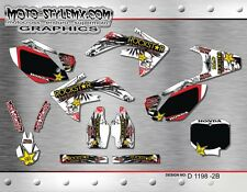 Honda CRf 150R 2007 up to 2016 Moto StyleMX graphics decals kit stickers