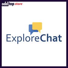 ExploreChat.com - Premium Domain Name For Sale, Dynadot