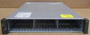 """Fujitsu Eternus DX ET DX4x0 S2  DX40 S2 2.5 DE 24-Bay 2.5"""" SAS 2x IOM6 ETNAD2CU"""