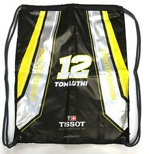 Tissot Tom Luthi Limited Edition Draw string bag Collectible.2