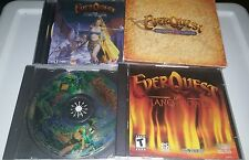 Lot4 EverQuest:Shadows of Luclin,Ruins of Kunark,Scars of Velious & Planes Power