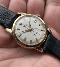 VINTAGE OMEGA SEAMASTER (GOLD PLATED)GOOD WORKING (AUTOMATIC)SOLD AS IS