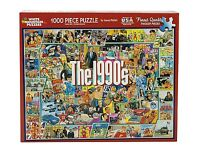 The Nineties 1000 Pièce Puzzle 760mm x 610mm ( Wmp )