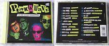 PUNK & WAVE Vol. 1 / 20 Orig.-Tracks - Ruts, Ramones,... 1994 Columbia CD TOP