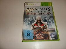 Xbox 360 Assassin 's Creed Brotherhood