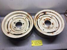 Speedex 1630 Tractor Mower Rear Wheel Rims 8-16 Tire Size