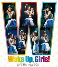 Wake Up. Girls!-Wake Up. Girls! Live Blu-Ray Box-Japan 4 Blu-Ray U00 sd