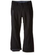 NWT Volcom Boys Datura Snowboard Pant Pants M Medium Kids BLK 10K AT976