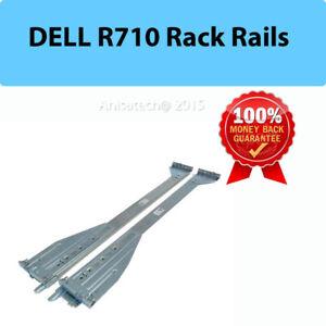 Dell PowerEdge R710 2U Sliding Ready Rail Rack Mount Rails M997J P242J
