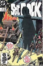 Sgt. Rock Comic Book #398, DC Comics 1985 NEAR MINT