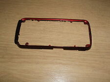 Genuine Original Nokia 5800 Xpress Music Rear Surround Fascia Cover Housing Red