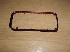 Genuine Original Nokia 5800 Xpress Music Rear Surround Fascia Cover Housing Red