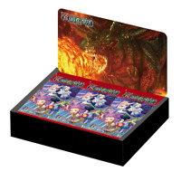 Force of Will Battle for Attoractia Booster Box Sealed 36 Booster Packs FOW TCG