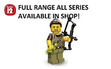 Lego minifigures dino tracker series 12 (71007) unopened new factory sealed