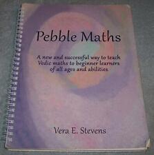 Pebble Maths Vera E. Stevens Vedic math pb