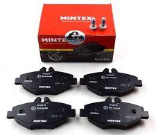 Mintex Delantero Pastillas De Freno Para Mercedes Benz Clase E MDB2539 (imagen real de parte)