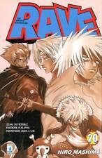 manga STAR COMICS RAVE  numero 20