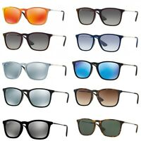 Occhiali da Sole Ray Ban rb 4187 chris sunglasses tanti colori 2018