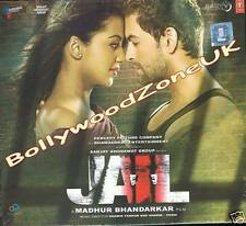 JAIL - BRAND NEW BOLLYWOOD SOUNDTRACK CD SONGS - FREE UK POST