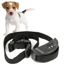 Anti Bark No Barking Tone Shock Pet Dog Training Collar for Small Medium 5-150lb