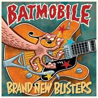BATMOBILE - BRAND NEW BLISTERS   CD NEW